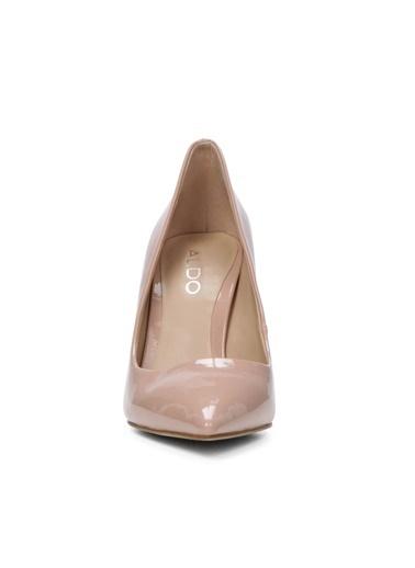 Aldo Sivri Burun Stiletto Ayakkabı Pembe